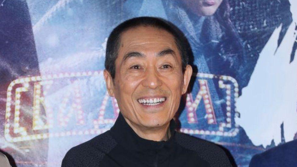 Chinese director Zhang Yimou