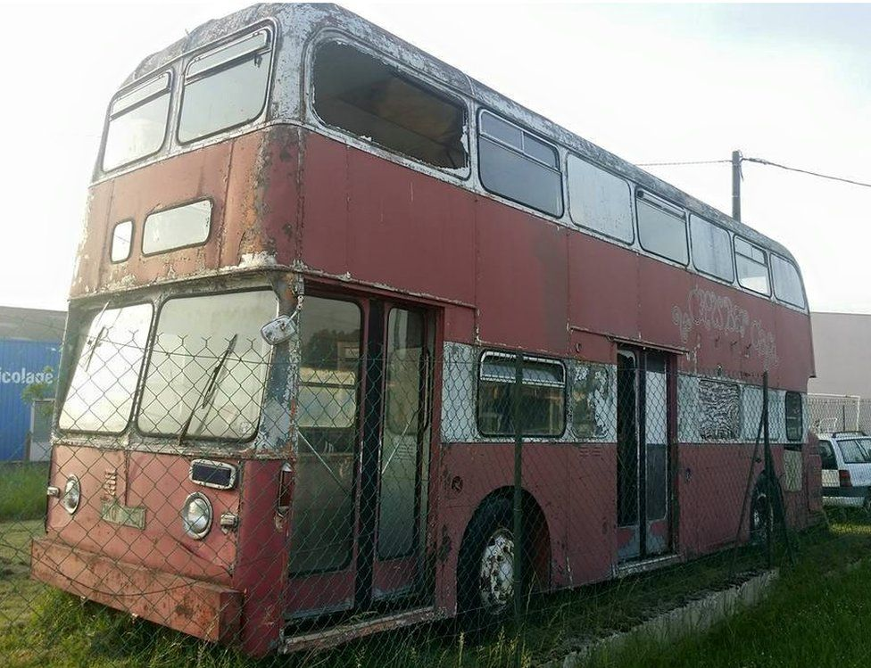 The bus in France