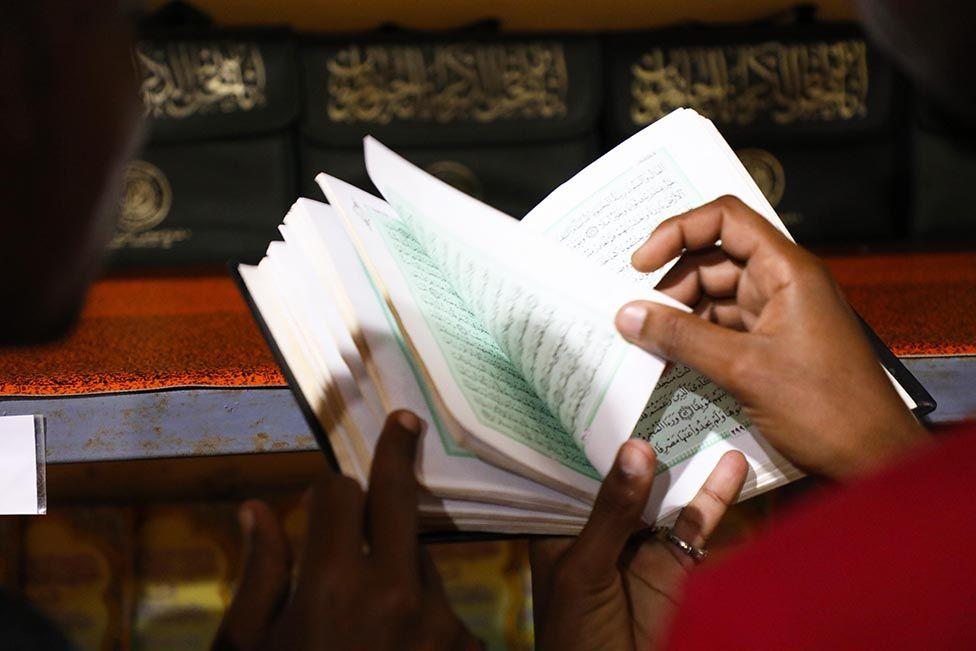 Reading the Koran
