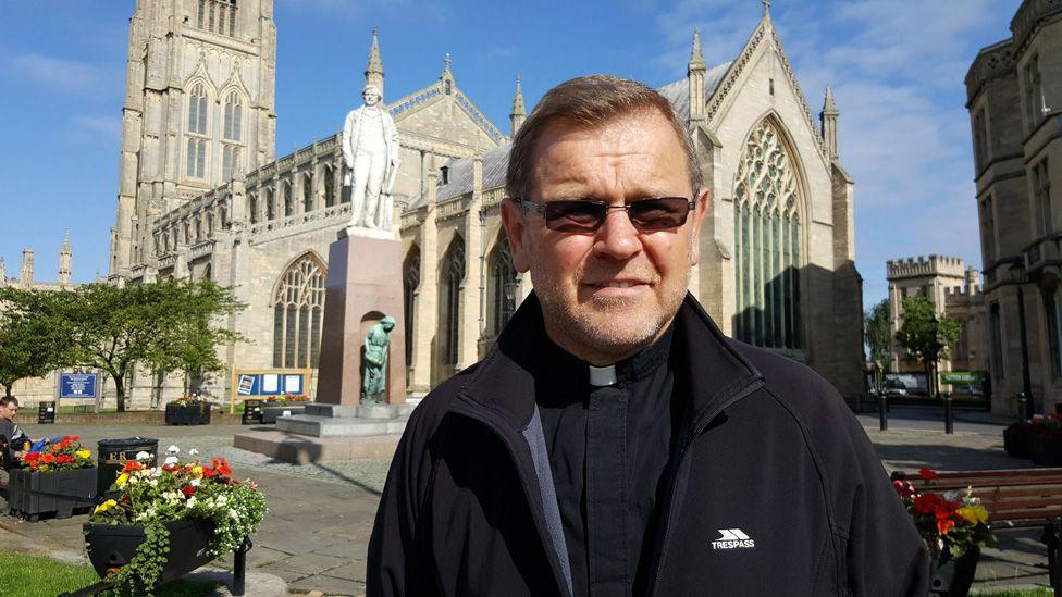 Father Stanislow Kowalski