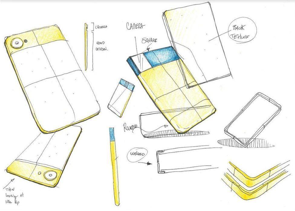Pixel 2 sketch