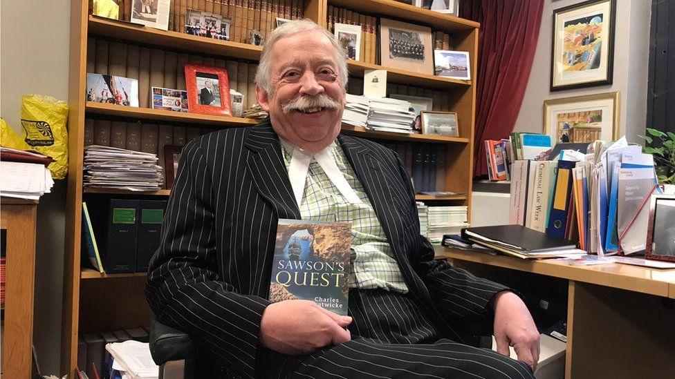 Judge Charles Gratwicke