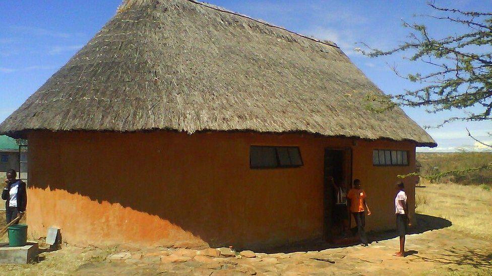 Baraka School dormitory