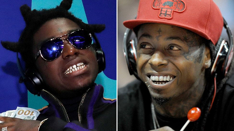 Kodak Black and Lil Wayne