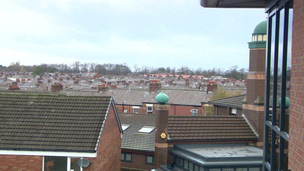 Rooftops and Madrassa