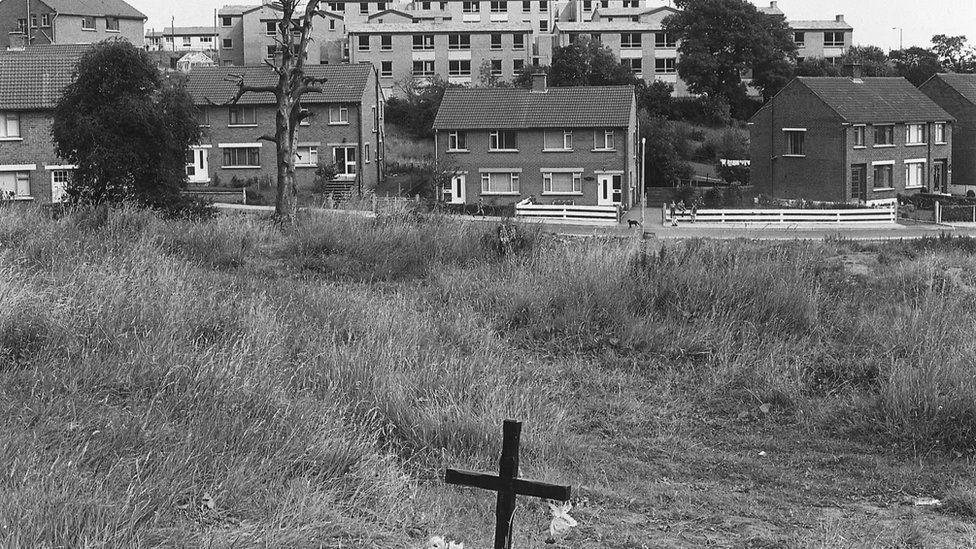 Ballymurphy field