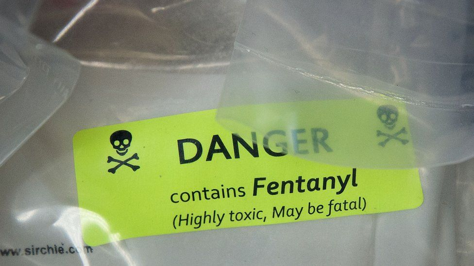 Heroin is now being laced with the powerful opioid Fentanyl