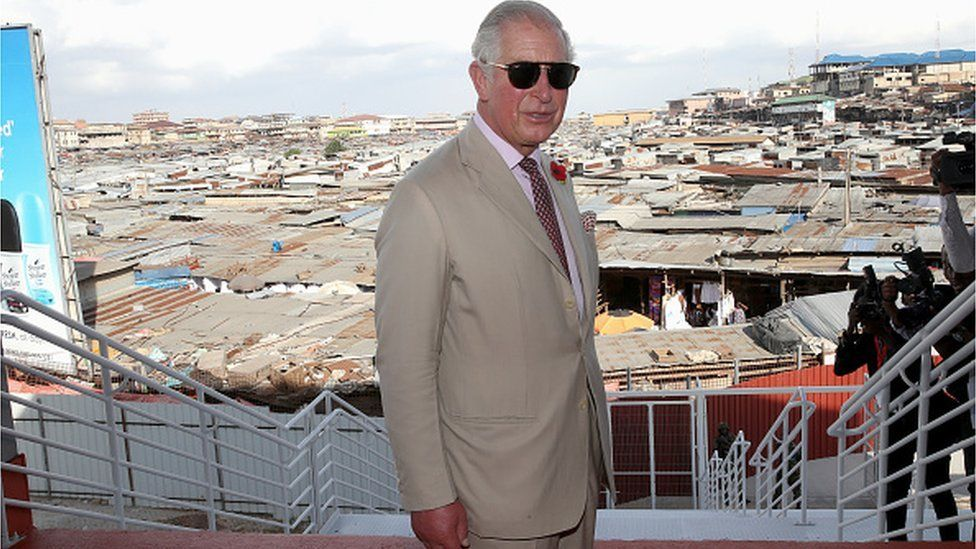 8e3d666f005 Prince Charles in Africa  A royal visit to a land of princes and chiefs -  BBC News