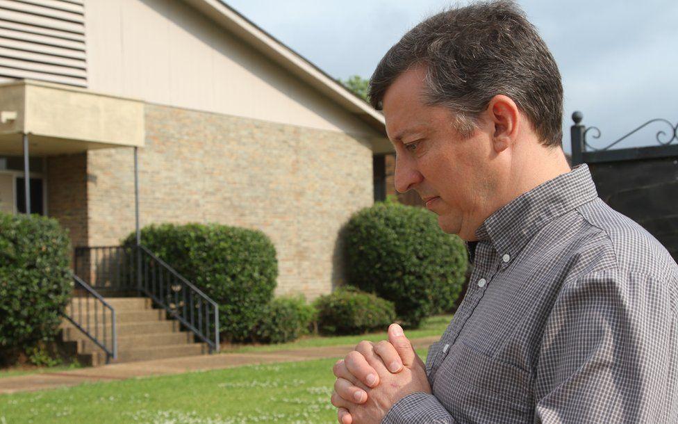 Chris Davis, a spokesman for the pro-life community in Shreveport