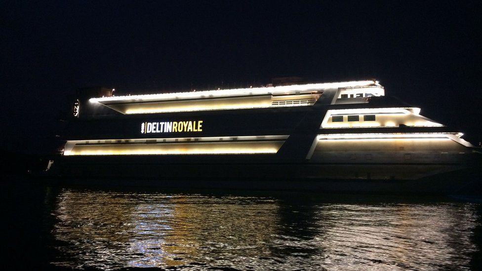 floating casino