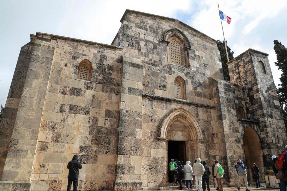 Church of St Anne in Jerusalem's Old City