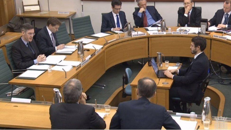 Treasury Committee hearing