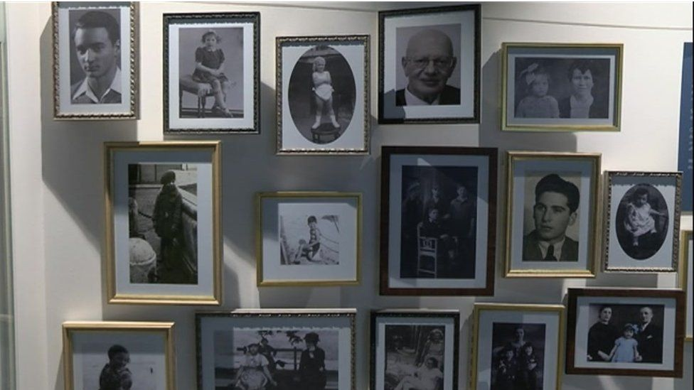 Pictures at Holocaust Exhibition
