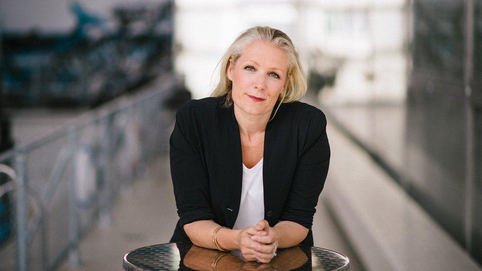 Sofia Wingren - Hyper Island CEO