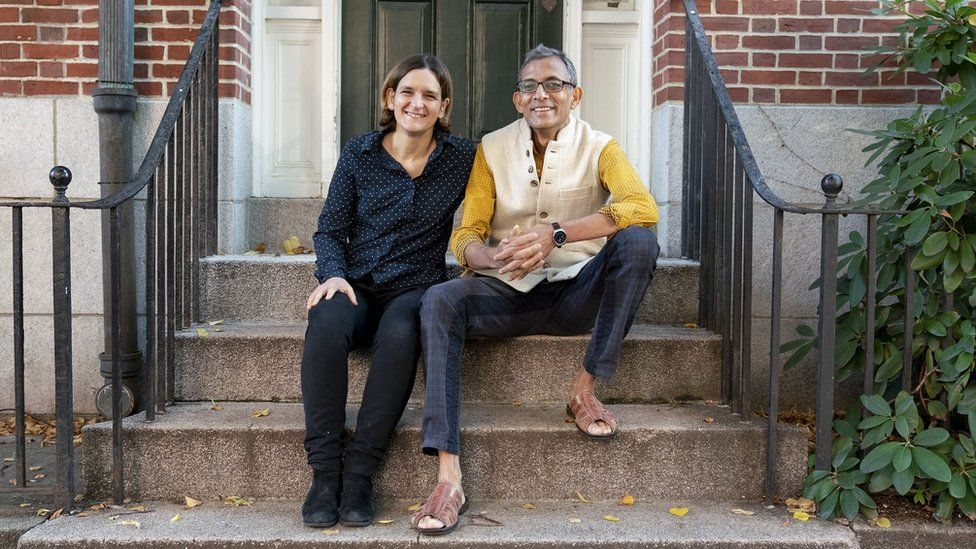 Abhijit Banerjee and Esther Duflo: The Nobel couple fighting poverty