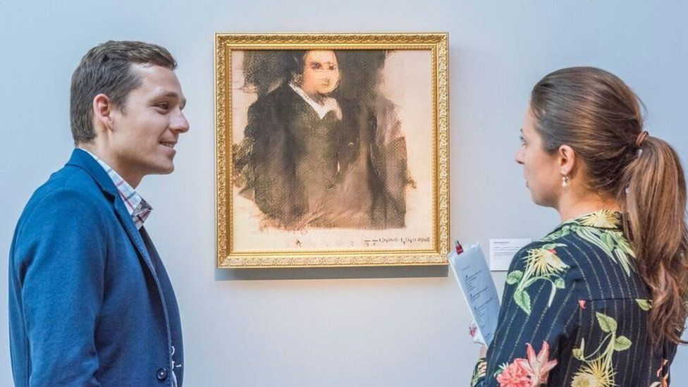 Portrait by AI program sells for $432,000