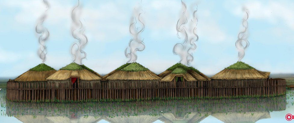Reconstruction of Must Farm