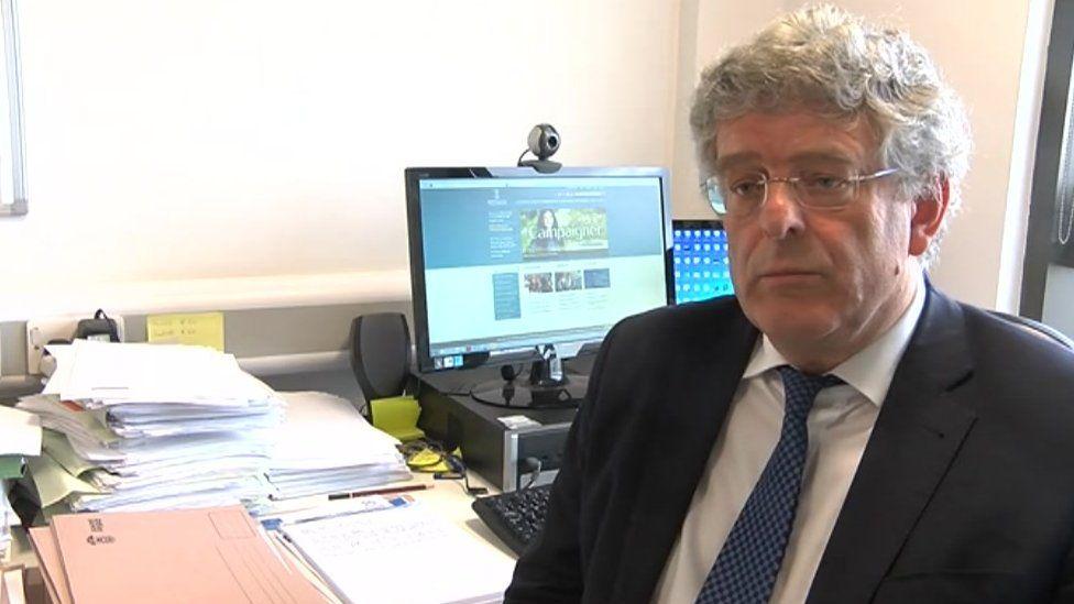Prof David Blackaby