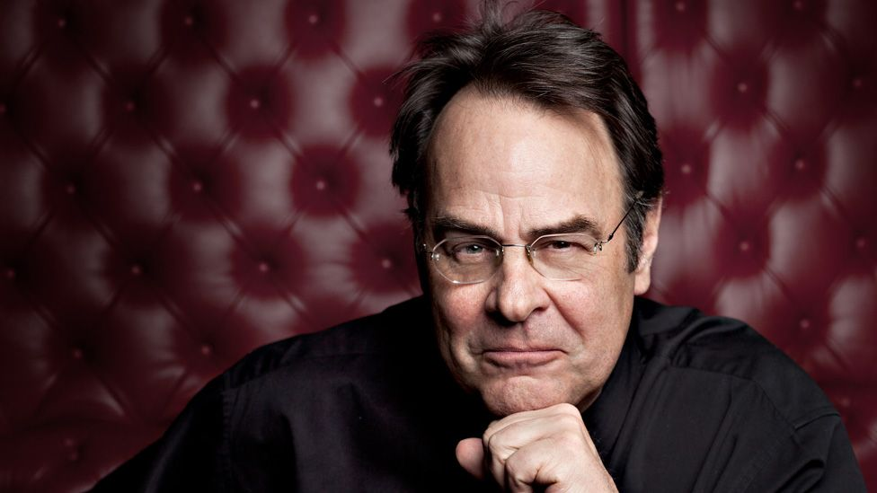 How Dan Aykroyd went from battling spirits to selling them