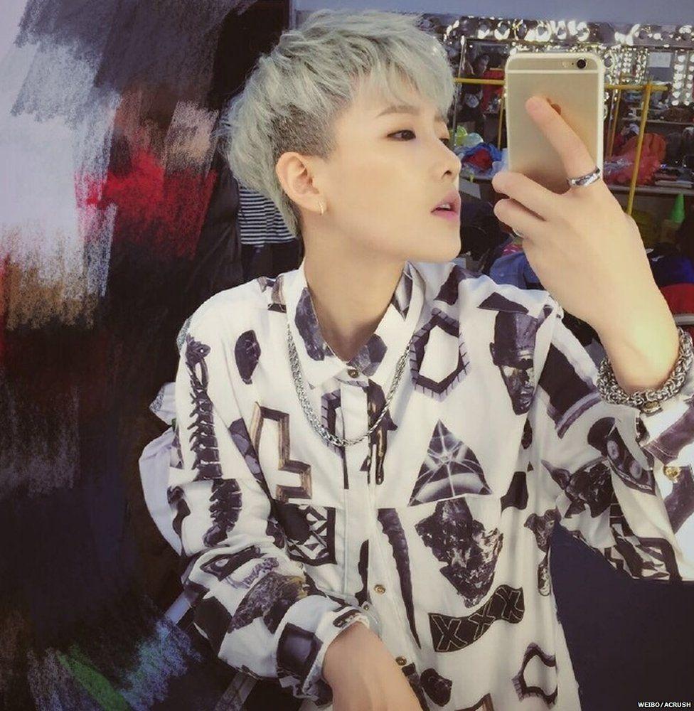 Peng Xi Chen from Acrush