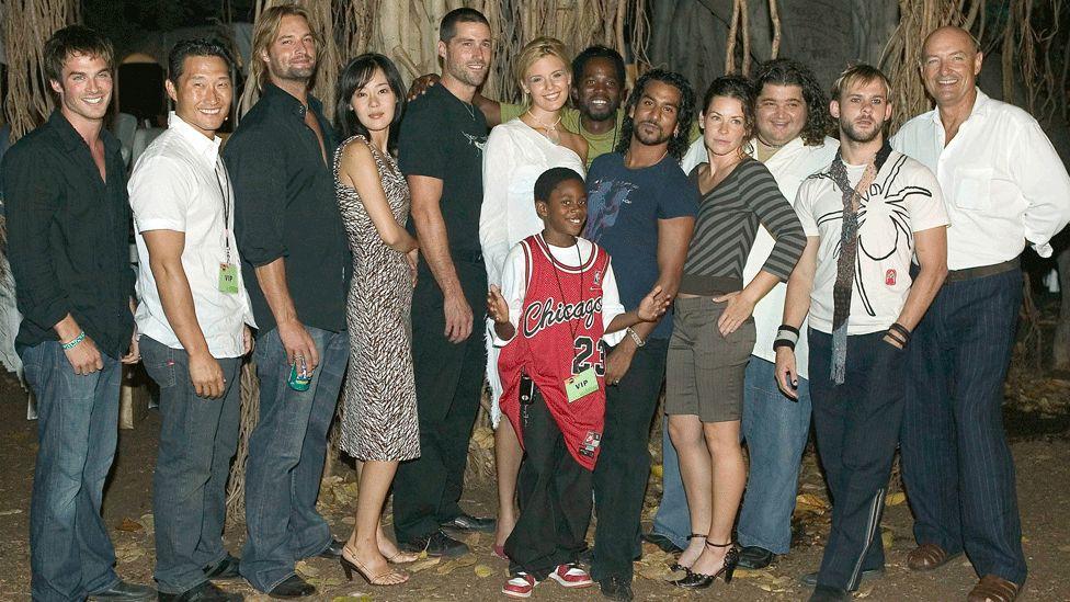 Lost cast 2004