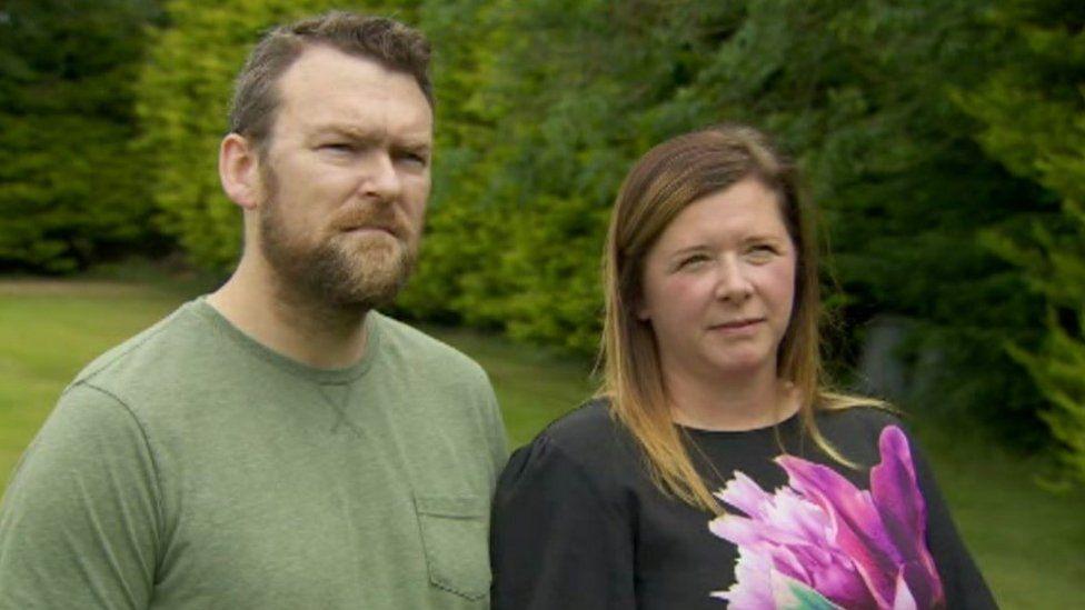 Peter and Karen Hanlon