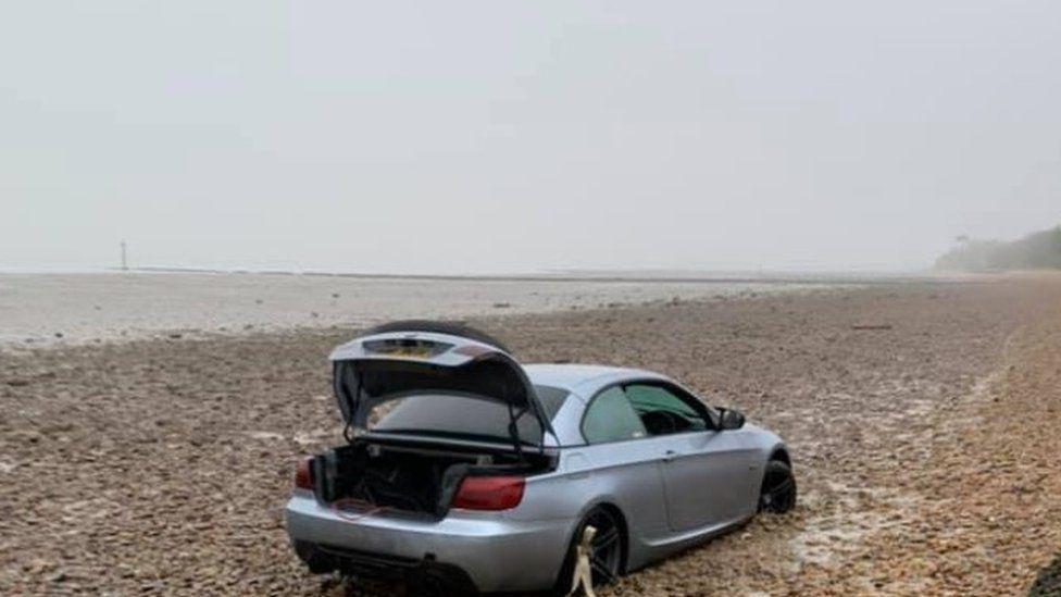 BMW - Netley Abbey Shore