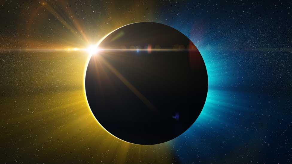 Qué efectos tiene sobre la Tierra un eclipse solar total