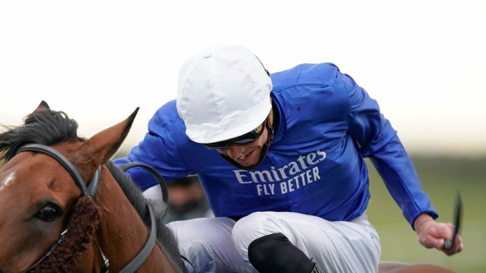 Godolphin-owned Walton Street wins at Newmarket on 25 September 2020