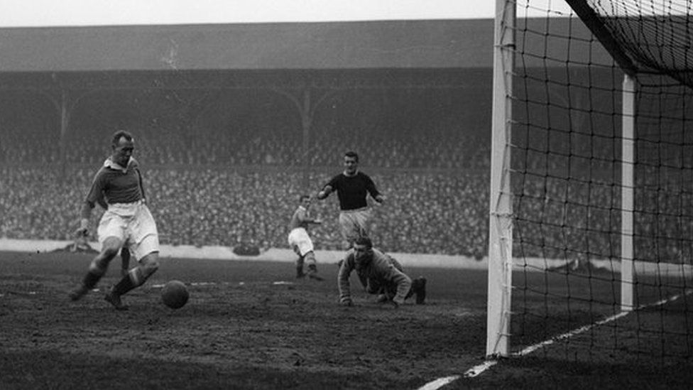 Anfield in 1932