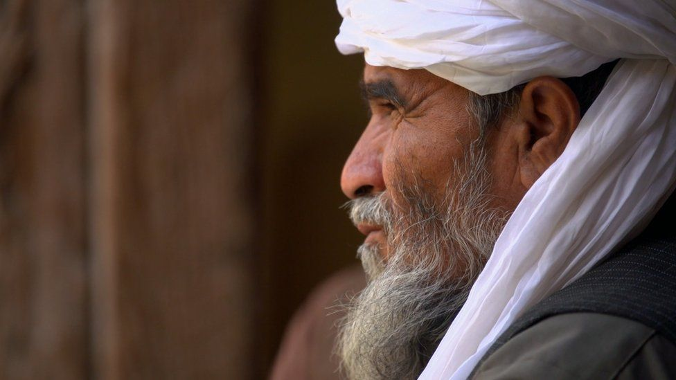 Image of Mohammed Bang in Afghanistan