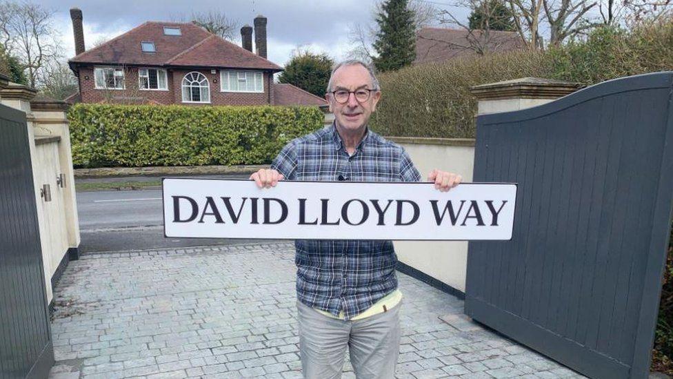 David Lloyd Way