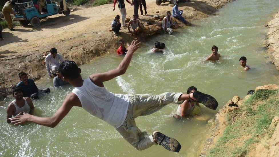 لو ہیٹ ویو پاکستان انڈیا موشمیاتی تبدیلی