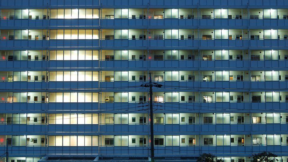 Stok foto apartemen Tokyo