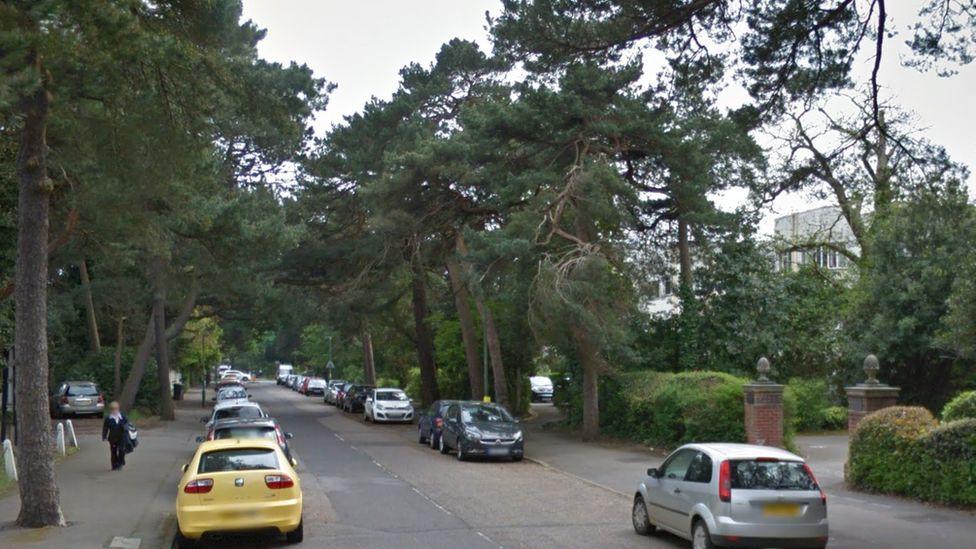 Derby Road Bournemouth