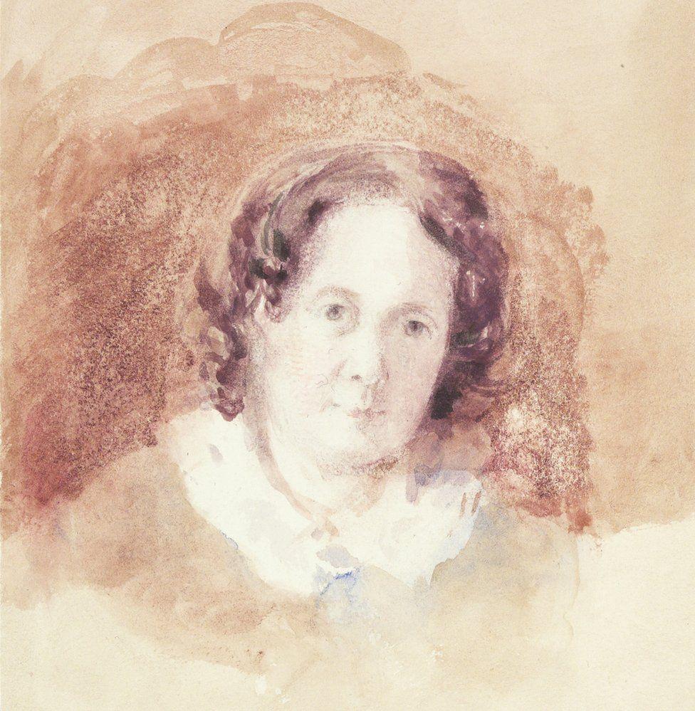 Mary Clarke Mohl by Hilary Bonham Carter