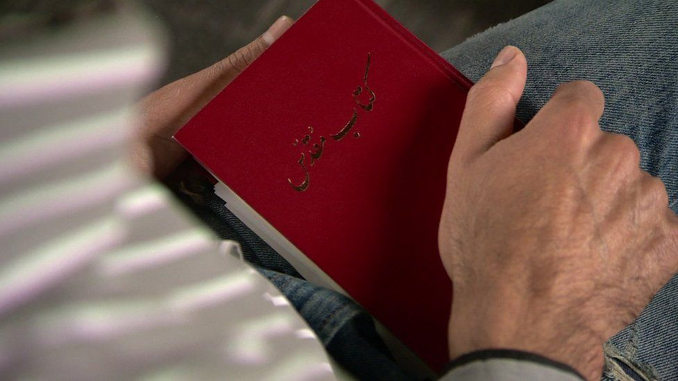 A Farsi bible