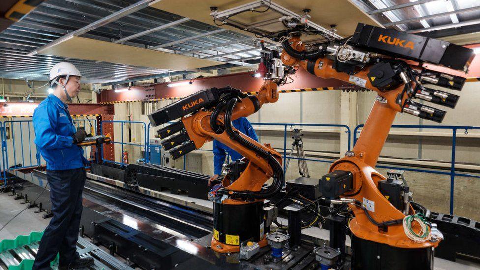 Así cambiará radicalmente la construcción cuando la mayoría de los obreros sean robots