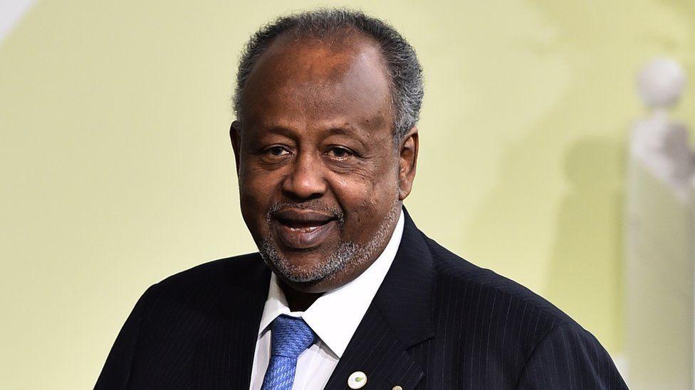 Djibouti President Ismail Guelleh