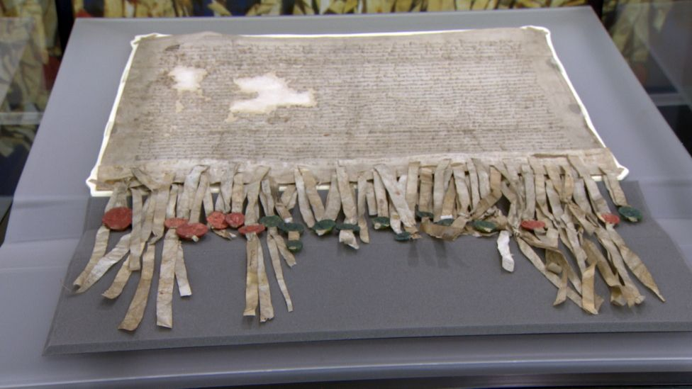 Declaration of Arbroath: Historic document to be displayed after 15 years