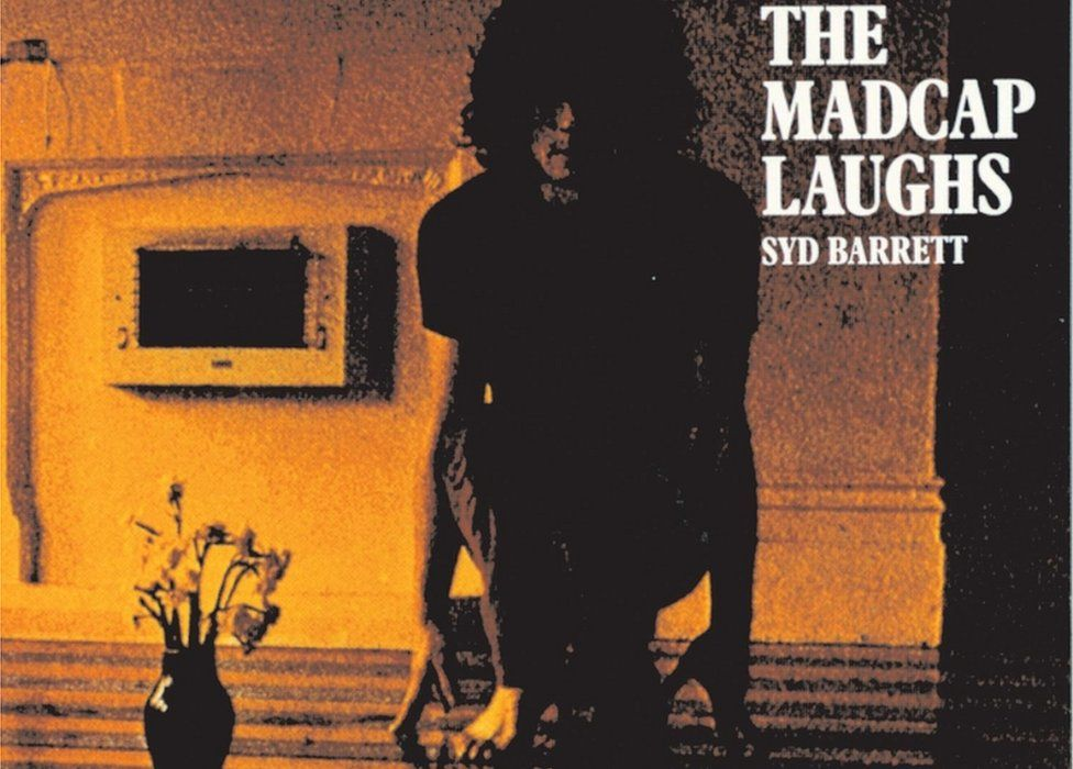 The Madcap Laughs by Syd Barrett record cover