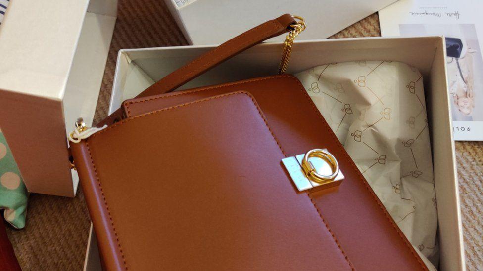 Karishma's bag