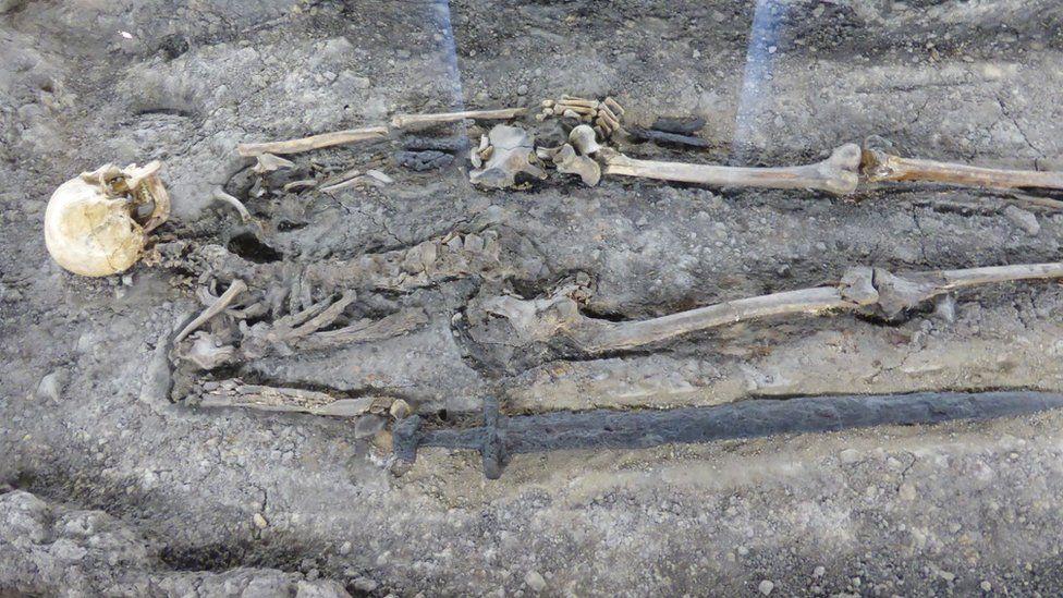 Skeleton in 2019