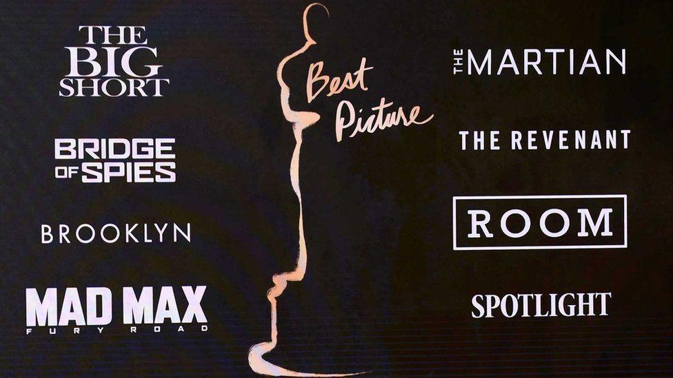 Oscar best picture nominations
