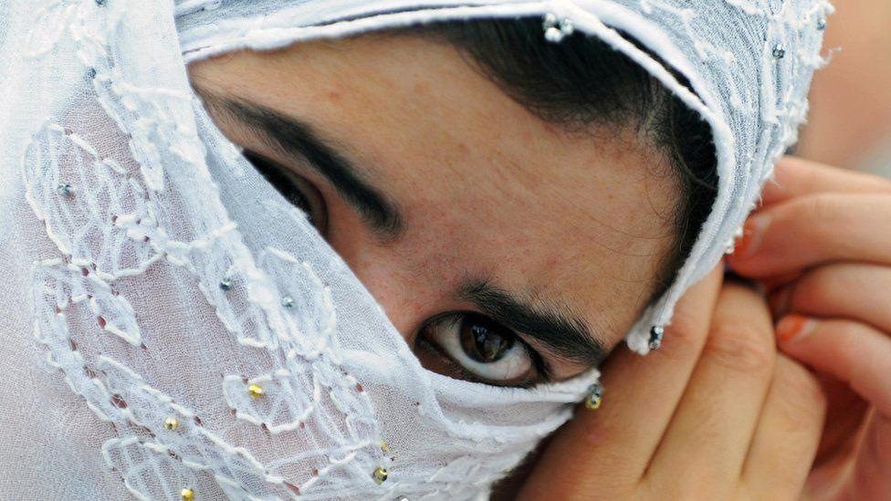 India Muslim women