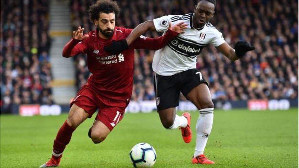 ليفربول يعود لصدارة الدوري الإنجليزي مؤقتا بفوز ثمين على فولهام