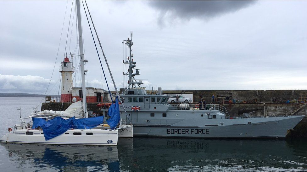 Cocaine smuggling: Five jailed over £112m UK trafficking bid