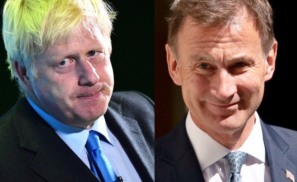 Johnson and Hunt told no-deal Brexit 'threat to research'