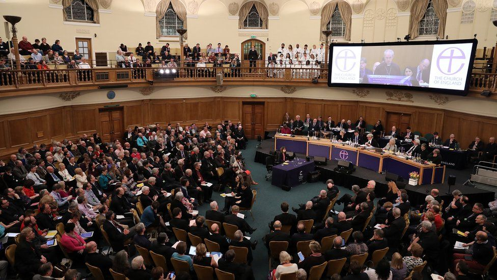 Voting takes place in the General Synod on 15 February 2017
