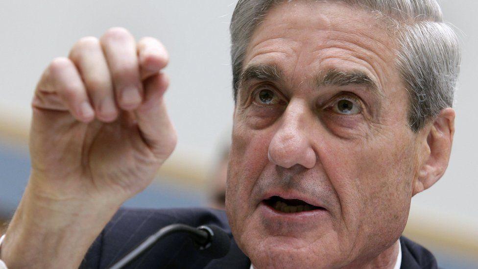 FBI Director Robert Mueller testifies before the House Judiciary Committee hearing